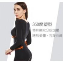 特殊按摩織紋保暖衣*2件-美鳳有約推薦(特殊按摩織紋保暖衣*2件(黑))